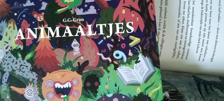 """De """"sprookjes"""" van Grim, Gideon Grim"""